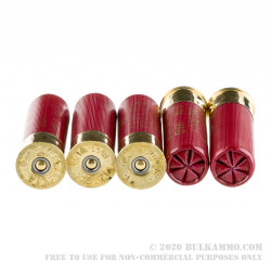 "5 Rounds of 12ga Ammo by Federal Premium Vital-Shok - 3"" 000 Buck"