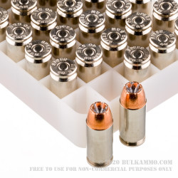 1000 Rounds of .40 S&W Ammo by Speer Gold Dot LE - 155gr JHP