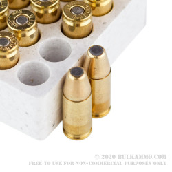 50 Rounds of 9mm Ammo by Winchester Super-X - 147gr BEB