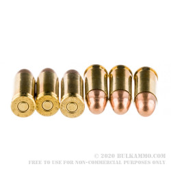 50 Rounds of .38 Super +P Ammo by PMC - 130gr FMJ
