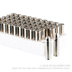 50 Rounds of .357 Mag Ammo by Winchester Super X - 115gr Silvertip JHP