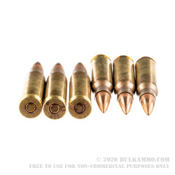 240 Rounds of 7.62x51mm NATO Ammo in Ammo Can by Winchester - 147gr FMJ