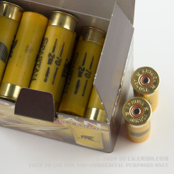 """25 Rounds of 20ga 2-3/4"""" Ammo by Spartan Ammo -  #1 Buck"""