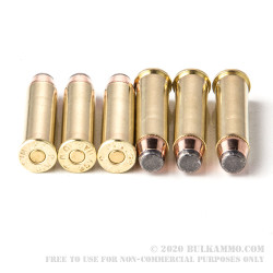 1000 Rounds of .357 Mag Ammo by PMC - 158gr JSP
