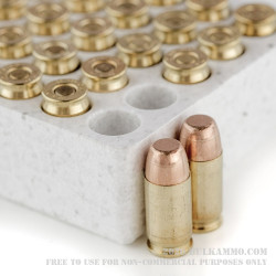 100 Rounds of .380 ACP Ammo by Winchester - 95gr FMJ