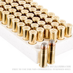 50 Rounds of .44-40 Win Ammo by Winchester - 200gr SP