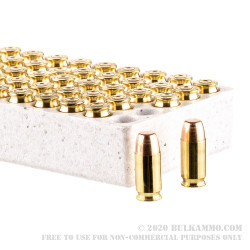 350 Rounds of .380 ACP Ammo in Field Box by Winchester - 95gr FMJ