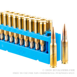 200 Rounds of 7.62x51mm Ammo by Prvi Partizan Subsonic - 200gr FMJBT