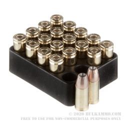 20 Rounds of 9mm Ammo by Black Hills Ammunition - 115gr HP