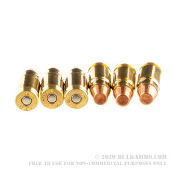 50 Rounds of .357 SIG Ammo by Prvi Partizan - 125gr FMJ