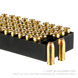 500 Rounds of 10mm Ammo by Fiocchi - 180gr JHP