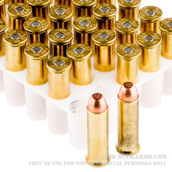 1000 Rounds of .38 Spl Ammo by Speer Lawman - 158gr TMJ