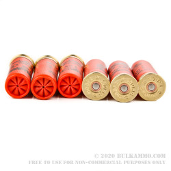 25 Rounds of 12ga Ammo by NobelSport - 1 ounce #8 shot