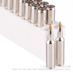 300 WSM - 155 Grain Polymer Tipped - Browning BXR - 20 Rounds