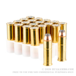 20 Rounds of .41 Mag Ammo by Federal - 210gr JHP