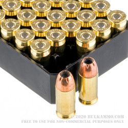 100 Rounds of .45 ACP Ammo by Remington - 230gr JHP