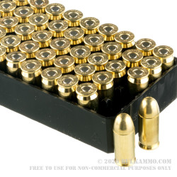 50 Rounds of .45 ACP Ammo by Remington - 230gr MC