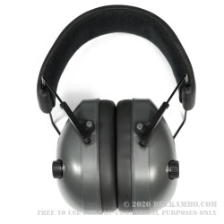 Champion Electronic Earmuffs - Black - 1 Set