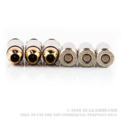 25 Rounds of 9mm + Ammo by Remington Golden Saber - 124gr JHP