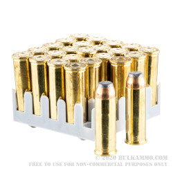 50 Rounds of .44 Mag Ammo by Sellier & Bellot - 240gr SP