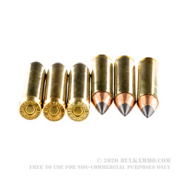 20 Rounds of .350 Legend Ammo by Winchester Deer Season XP - 150gr XP
