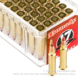 50 Rounds of .17HMR Ammo by Hornady - 17gr V-MAX