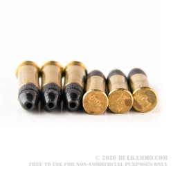 500 Rounds of .22 LR Subsonic Ammo by Remington - 38gr LHP