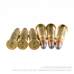 20 Rounds of .32 Win Spl Ammo by Remington Core-Lokt - 170gr SP