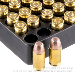 50 Rounds of .380 ACP Ammo by SinterFire RHA - 75gr Frangible