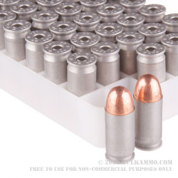 500 Rounds of .45 ACP Ammo by Independence (Aluminum) - 230gr FMJ