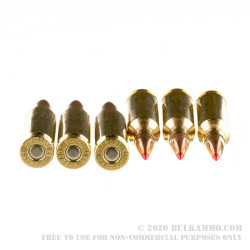 200 Rounds of 6.5 Creedmoor Ammo by Hornady - 120gr ELD Match
