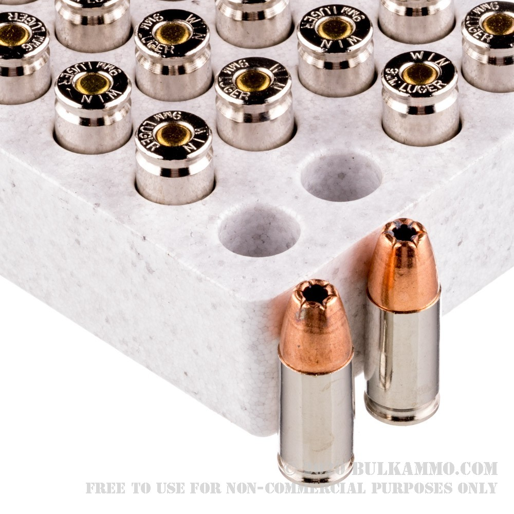 penetration and 9mm glass steel