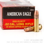 4000 Rounds of .22 LR Ammo by Federal - 38gr CPHP