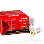 250 Rounds of 12ga Ammo by Fiocchi - 7/8 ounce #7 1/2 shot