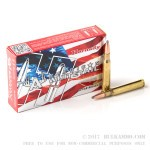 200 Rounds of 30-06 Springfield Ammo by Hornady - 150gr SP