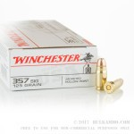 357 Sig Ammo For Sale - 125 gr JHP - Winchester USA