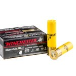 "10 Rounds of 20ga 3"" Ammo by Winchester Double X Turkey - 1 1/4 ounce #5 shot"