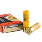 5 Rounds of 20ga Ammo by Federal - 3/4 ounce Truball HP Rifled Slug