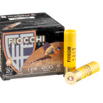 "25 Rounds of 20ga 3"" Ammo by Fiocchi - 1 1/4 ounce #6 shot"