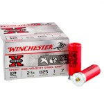 25 Rounds of 12ga Ammo by Winchester Xpert - 1 ounce #7 Shot (Steel)