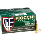 1000 Rounds of .223 Rem Ammo by Fiocchi Shooting Dynamics - 55gr FMJBT