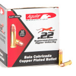 500 Rounds of .22 LR Ammo by Aguila - 30gr CPRN
