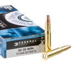 200 Rounds of 30-30 Win Ammo by Federal - 150gr SP