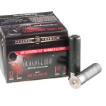 25 Rounds of 12ga Ammo by Federal Black Cloud - 1 1/2 ounce #2 Shot