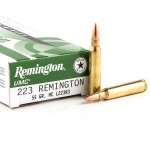 20 Rounds of .223 Ammo by Remington UMC - 55gr MC