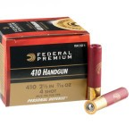 200 Rounds of .410 Ammo by Federal -  #4 shot