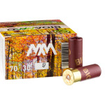 250 Rounds of 12ga Ammo by BioAmmo Lux Lead - 1-1/16 ounce #9 shot
