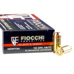 1000 Rounds of .40 S&W Ammo by Fiocchi - 165gr CMJ
