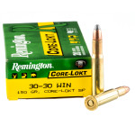 200 Rounds of 30-30 Win Ammo by Remington - 150gr SP