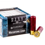"25 Rounds of 12ga Ammo by Federal Speed-Shok - 3"" 1-1/8 ounce #4 shot"
